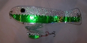 Green Holo Glow Whole Bait Rig Combo