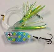 'Spotted Dick UV' Cut-Bait Rig