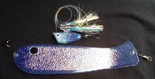 "UV Death Cut-Bait Rig 10"" Weiner Combo NEW 2015"