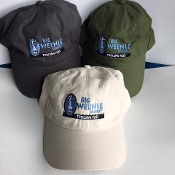 Big Weenie Brand Embroidered Hats